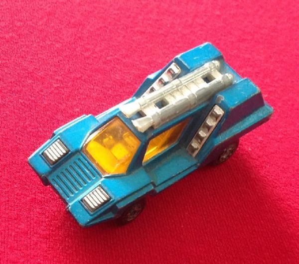 Matchbox Superfast No 68 Cosmobile